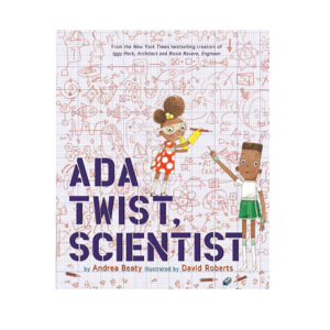 Abrams Books Book | Ada Twist | Scientist