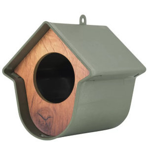 BIDK Home Bird Feeder | Evie Feeder | Wild Green