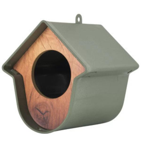 BIDK Home Bird Feeder   Evie Feeder   Wild Green
