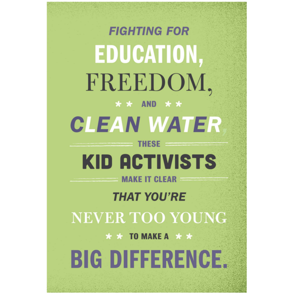 Random House Book | Kid Activists