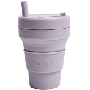 Stojo Collapsible Cup | 16oz | Lilac