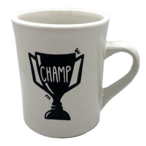Ink & Etch Diner Mug | Champ