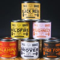 Tallgrass Supply Co Candle | Tallgrass | 4 oz Tin