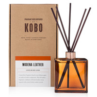 Kobo Candles Room Diffuser | Modena Leather