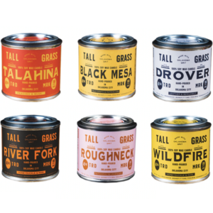 Tallgrass Supply Co Candle | Tallgrass | 4 oz Tin