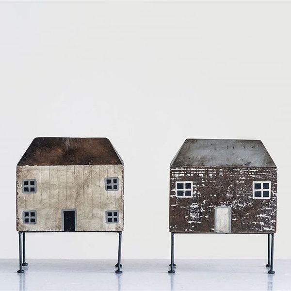 Creative Co-Op House | Mango Wood