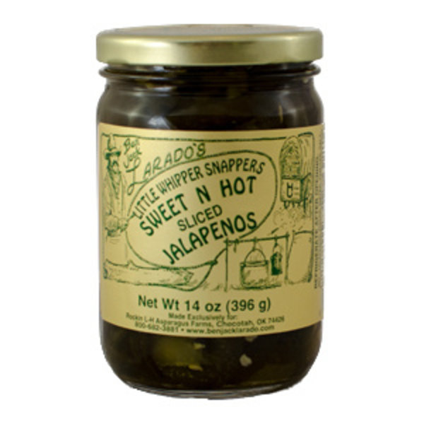 Candied Jalapenos | Whipper Snappers | 14oz