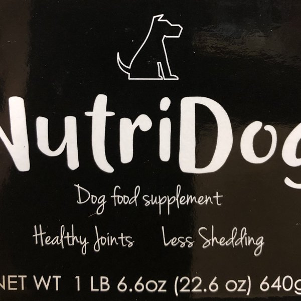 Green Mesa Nutrition Nutridog | Dog Food Supplement