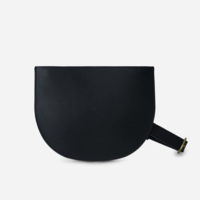 Minor History Belt Bag | Crescent | Black