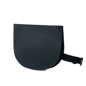 Crescent Belt Bag | Half Moon | Black