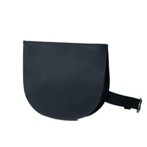 Minor History Crescent Belt Bag | Half Moon | Black