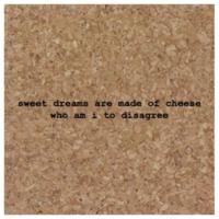 Bright Beam Goods Coasters | Mistaken Lyrics