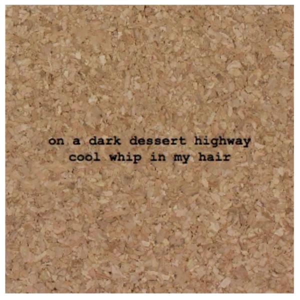 Bright Beam Goods Coaster | Mistaken Lyrics