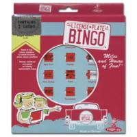 Channel Craft Auto Bingo | License Plate