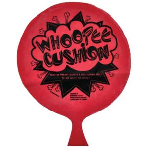 Nassau-Hobbs & Dobbs Toy | Whoopee Cushion