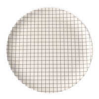 Xenia Taler Bamboo Plate | Single 10""