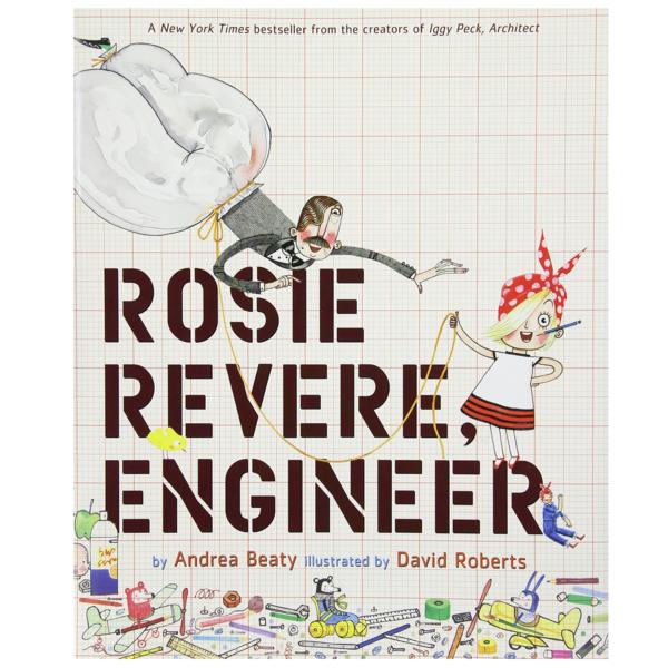 Abrams Books Book | Rosie Revere | Engineer