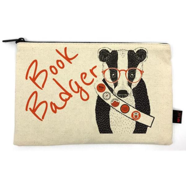 Pencil Pouch | Book Badger