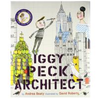 Abrams Books Book   Iggy Peck   Architect