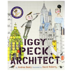 Abrams Books Book | Iggy Peck | Architect