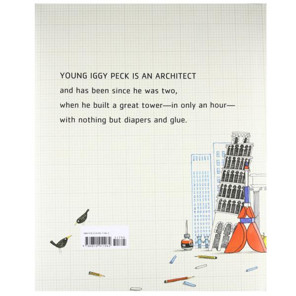 Abrams Books Book | Iggy Peck | Architect