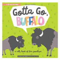 Gibbs Smith Book | Gotta Go, Buffalo