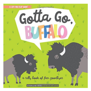 Gibbs Smith Book | Gotta Go, Buffalo