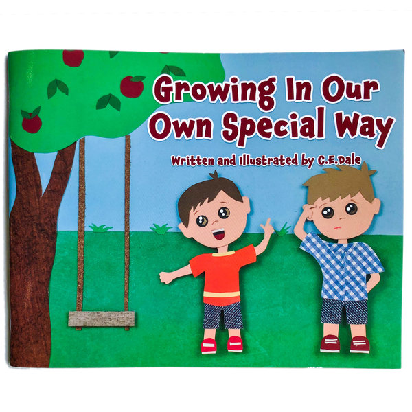 C.E. Dale Books for Kids Book | Growing In Our Own Special Way