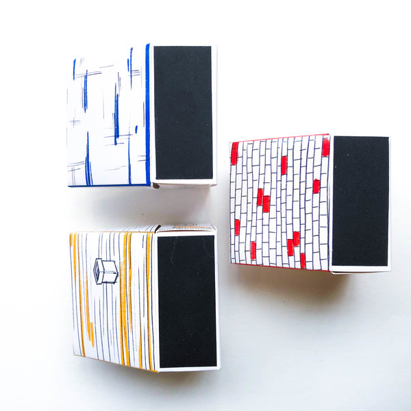 Creative Co-Op Matchbox | House & Home