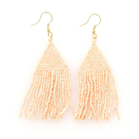 Ink + Alloy Earring | 3.25"