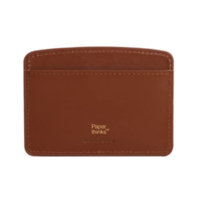 Paper Thinks Leather Card Cases