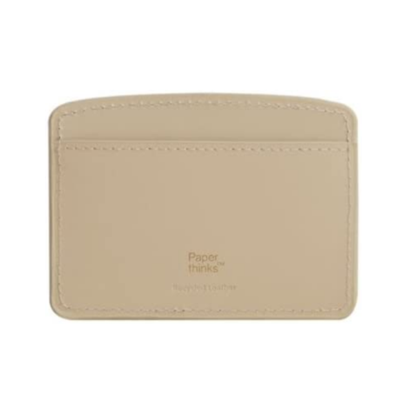 Paper Thinks Leather Card Case (variety)
