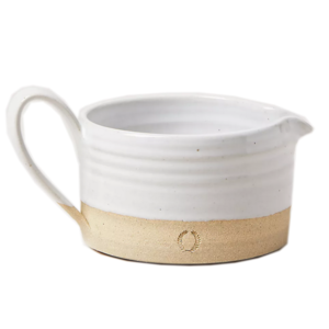 Farmhouse Pottery Sauce Boat | Silo