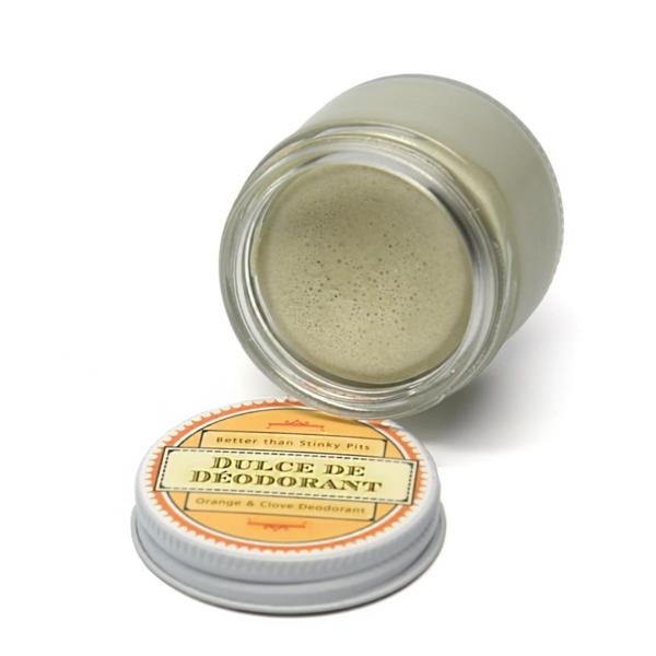 Dulce de Deodorant | Orange & Clove