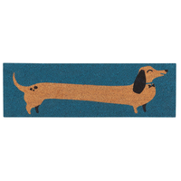 Now Designs Doormat | Hot Diggity Dog