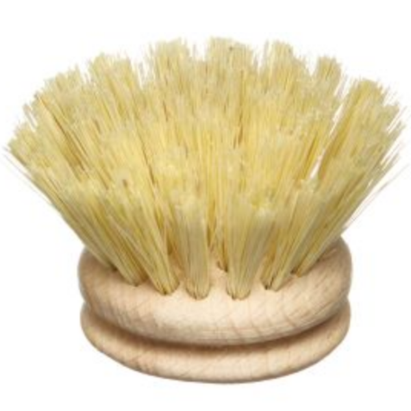 ecoLiving Dish Brush  Head | Wood Replacement