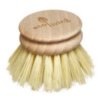 Wooden Dish Brush Head   Replacement