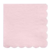 Meri Meri Napkins | Simply Eco | Pink | Small