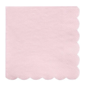 Meri Meri Napkins | Simply Eco | Pink | Small