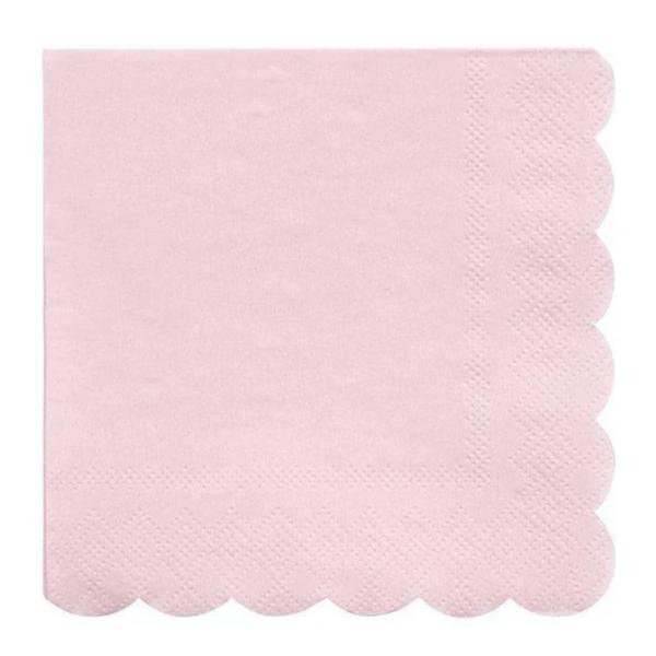Napkins | Simply Eco | Pink | Small