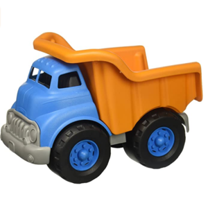 Green Toys Dump Truck | Blue & Orange