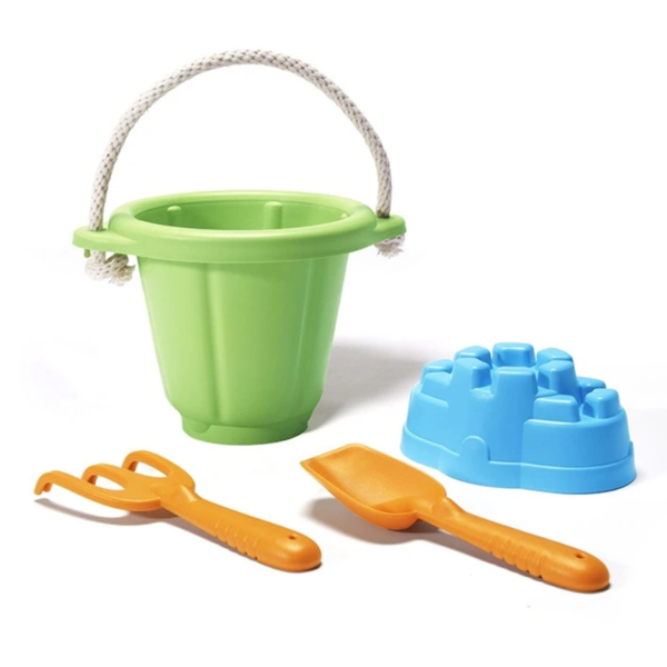 Sand Play Set | Green