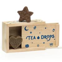 Tea Drops Tea Drops | Mini Wood Box Set | Chai + Peppermint
