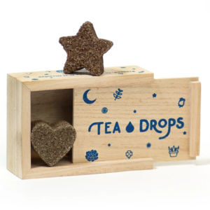 Tea Drops Tea Drops | Mini Wood Box Set | Chai + Peppermint