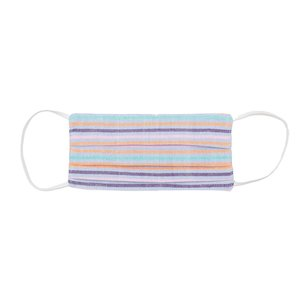 Upavim Crafts Face Mask | S/M | Pleated Pastel
