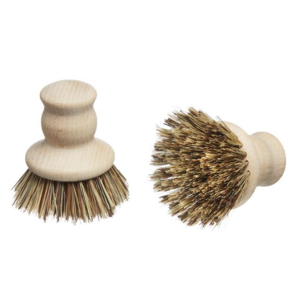 ecoLiving Cook-Pot Brush | Wood