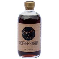 Sweet & Cute Sweets Coffee Syrup | 8oz