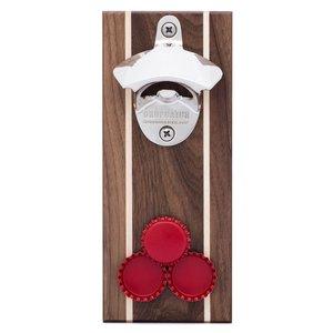DropCatch Bottle Opener | Wood Mounted