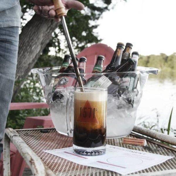 1571 Degrees F Beer Caramelizer