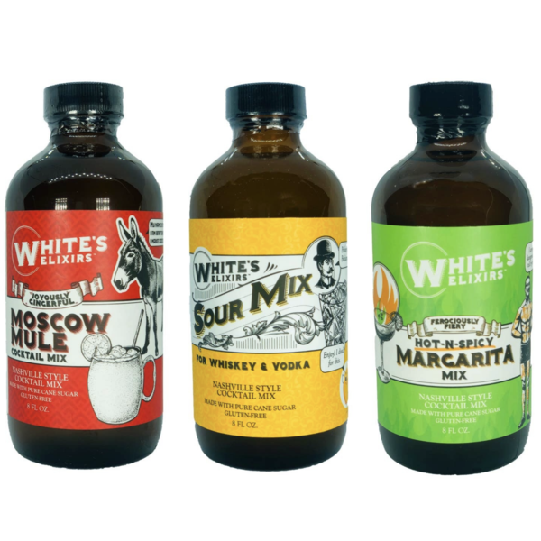 White's Elixirs Cocktail Elixers